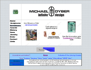 Visit the Michael M. Dyber web site